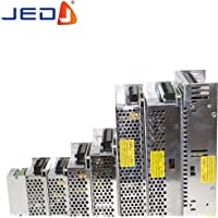 JED AC110-220V TO DC 12V 5 AMP and 60W Aluminium Power Supply Driver adapter for CCTv and LED Strip
