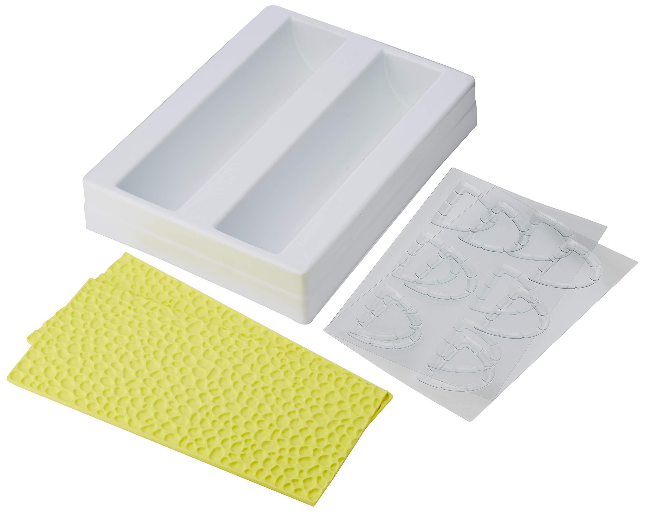 Martellato 30T06K Starter Stone Mould Kit, Plastic, Multicoloured by Martellato (Image #2)