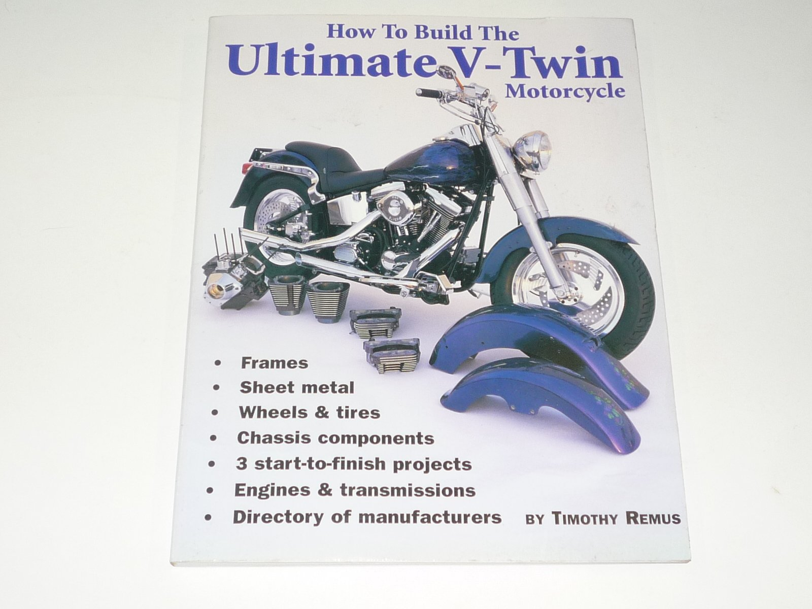 How to Build the Ultimate V-Twin Engine: Timothy Remus ...
