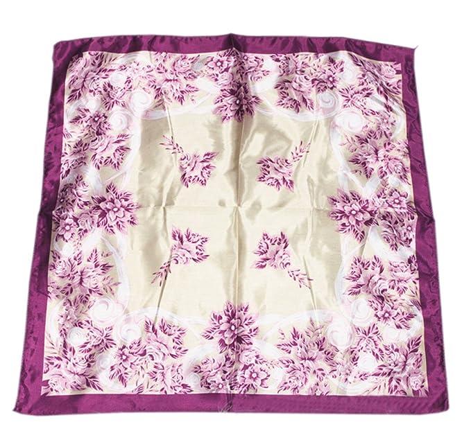 heyjewels Mujer Vintage Flores Cortina halstuecher Paper24 suave Bandana Toalla Día de la Madre Regalo: Amazon.es: Ropa y accesorios