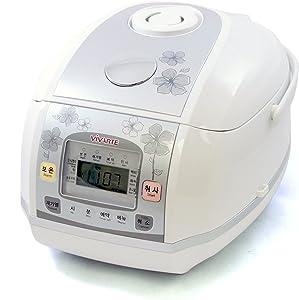 Vivarte VR-M006 6-Cup Micom Rice Cooker