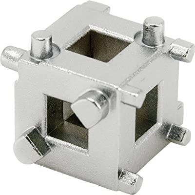 "Supercrazy 3/8"" Disc Brake Piston Caliper Wind Back Cube Tool SF0134: Automotive"