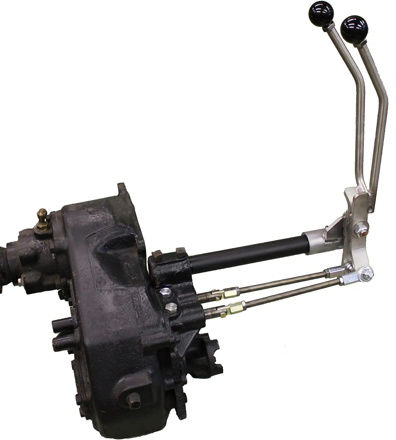 Omix-Ada 18674.01 Transfer Case Twin Stick Shifter Assembly