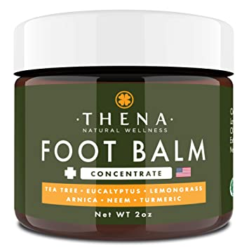 Amazon Com Tea Tree Oil Antifungal Cream Extra Strength Athletes Foot Balm Dry Skin Cracked Feet Heel Jock Itch Relief Toenail Fungus Treatment Callus Ringworm For Humans Best Natural Anti Fungal