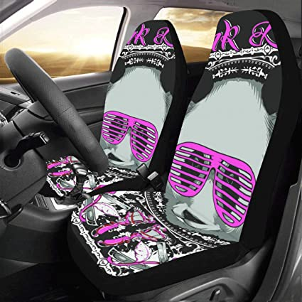 Artsadd Panda Car Seat Covers Set Of 2 Best Automobile Seats Protector