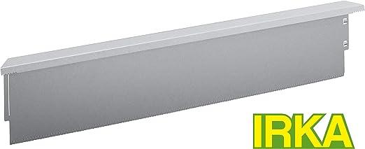 IRKA Rasenkante Ancho 20 cm de Alto incluida Klicksystem + Doble ...