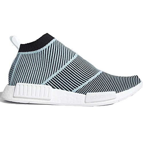adidas Mens NMD_CS1 Parley PK Black/White AC8597 (6 M ...