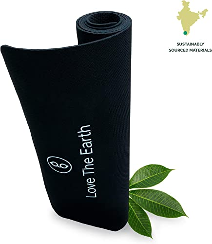 Gurus Natural Rubber Yoga Mat