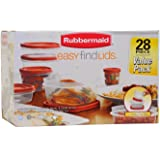 Rubbermaid Easy Find Lids 28 Piece Set