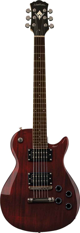 WIN-14 WA WALNUT ROJO - Washburn: Guitarra eléctrica Win 14 WA: Amazon.es: Instrumentos musicales