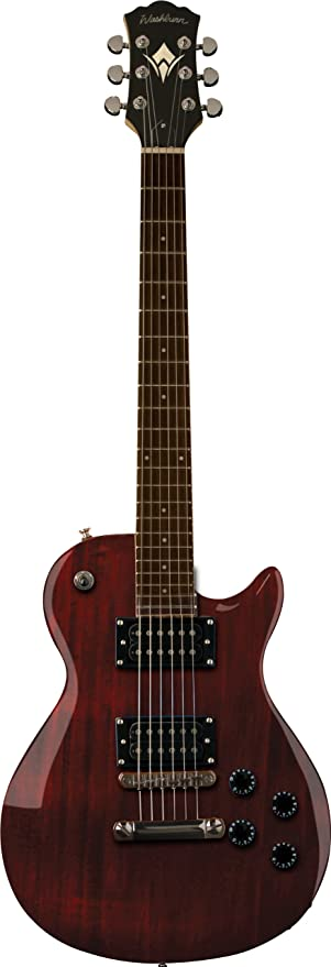 WIN-14 WA WALNUT ROJO - Washburn: Guitarra eléctrica Win 14 WA