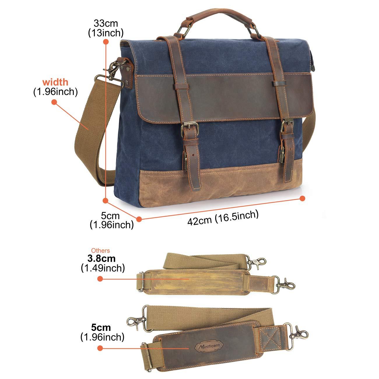 Kaukko Bags - Men s Messenger Bag 61841ebee9a9e