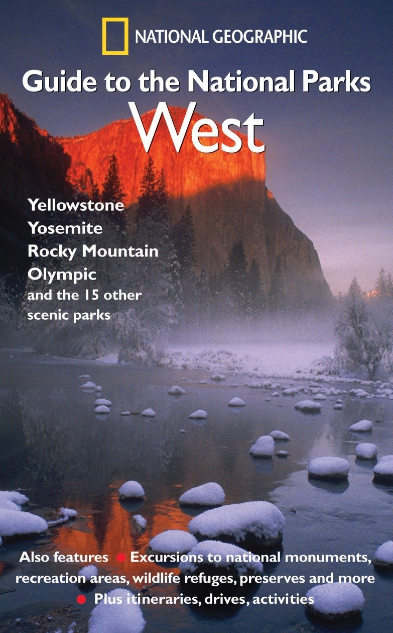 Read Online National Geographic Guide to the National Parks: West pdf