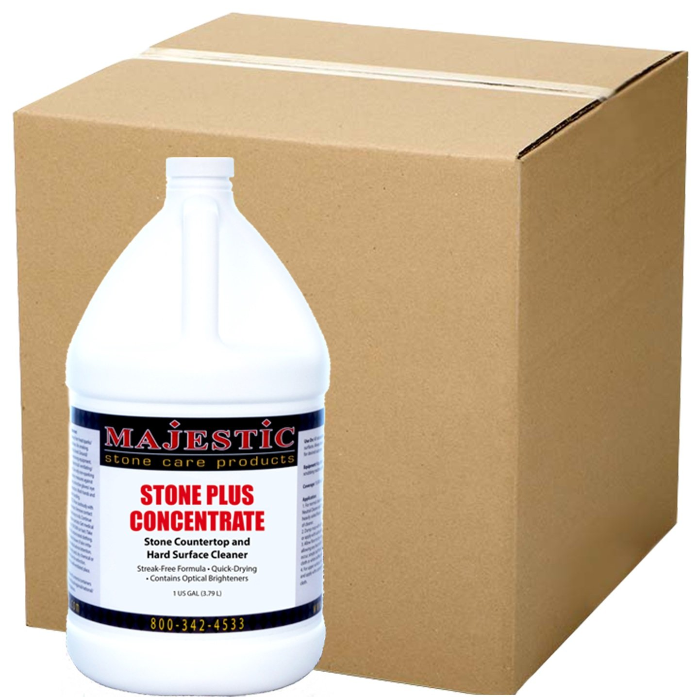 Stone Plus Concentrate (Case/4 Gal.)