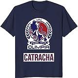 Olimpia, liga nacional futbol de Honduras version mujer.