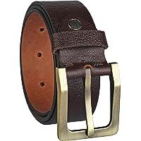 KAEZRI Mens/Gents/Boys Genuine Original Leather Belt | Formal Belt