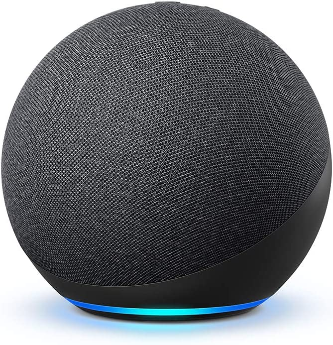 All-new Echo (4th Gen) Smart Speaker - Charcoal
