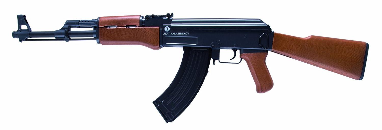 Kalashnikov airsoft pistola ak-47 ( 5 joule) madera 202.229 Cybergun