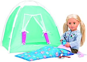 "Our Generation Happy Camper - Camping Set for 18"" Dolls"