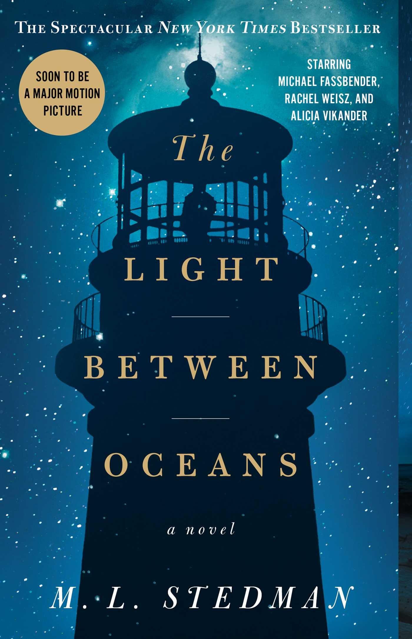 Light Between Oceans Novel product image