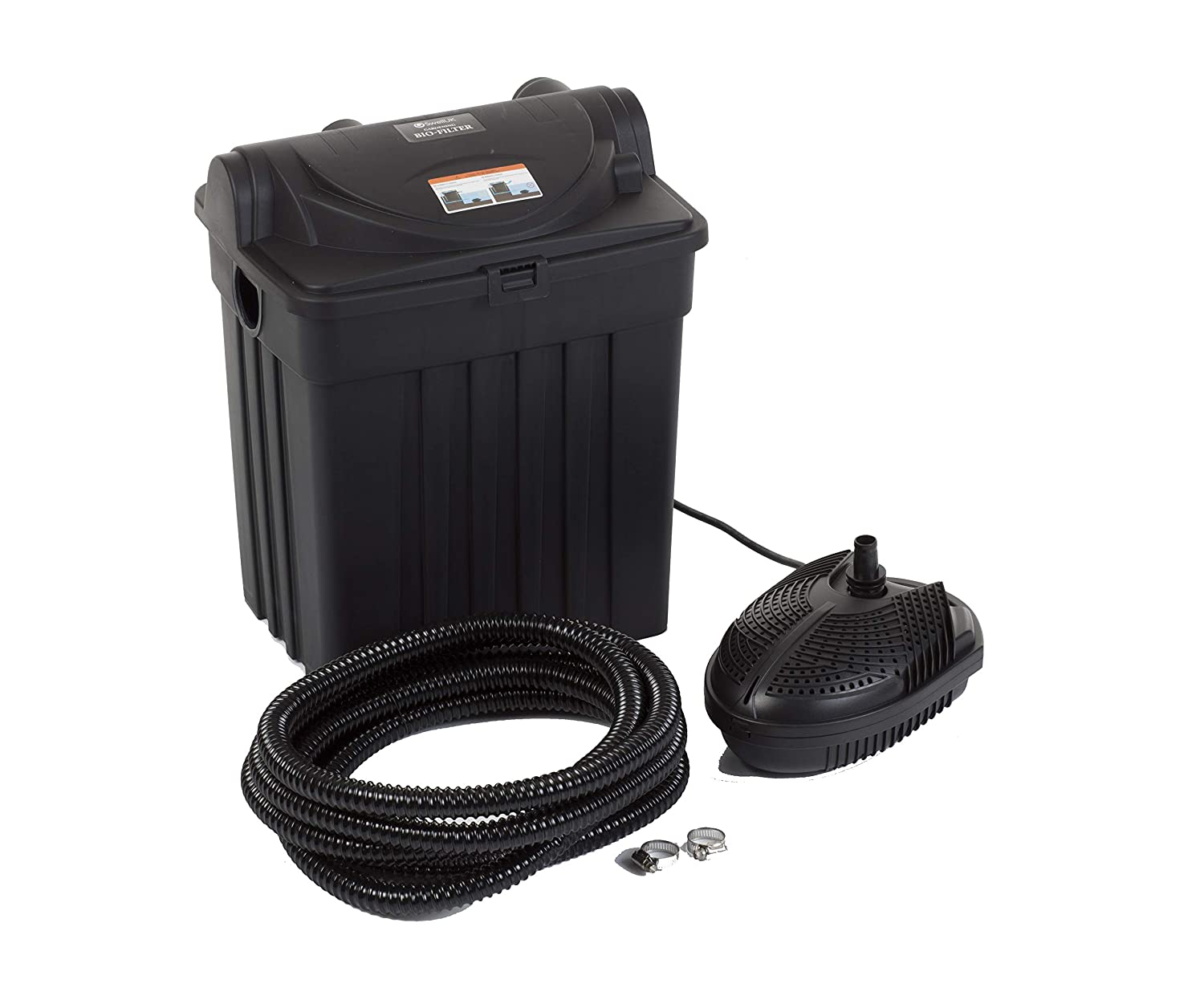 Swell UK Pond Filter Box Premium Kit 6000