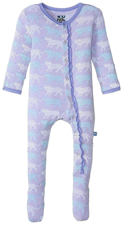 激安超安値 KicKee Pants Pants SLEEPWEAR Lilac ベビーガールズ B06X9V45SR Lilac Preemie Leopard Preemie Preemie|Lilac Leopard, ダイブアワード:b57555e0 --- arianechie.dominiotemporario.com
