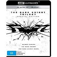 Dark Knight Trilogy, The BD 4K UHD