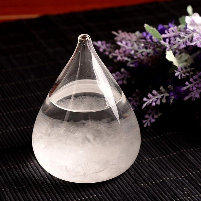 Top 10 Storm Glass Crystal Desktop