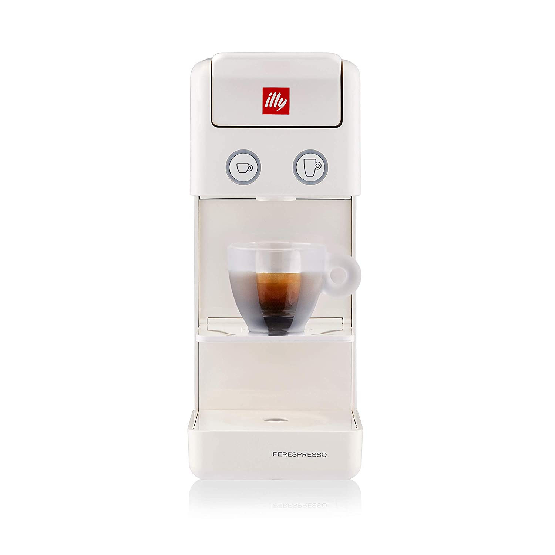 Illy Espressomaschine Iperespresso Espresso/&Coffee Y3.2 Schwarz