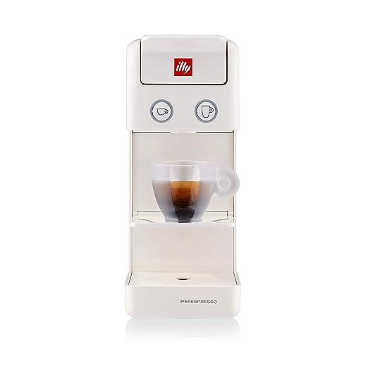 Illy Caffè máquina de Cápsulas Y3 Iperespresso, 850 W, 0.75 litros ...
