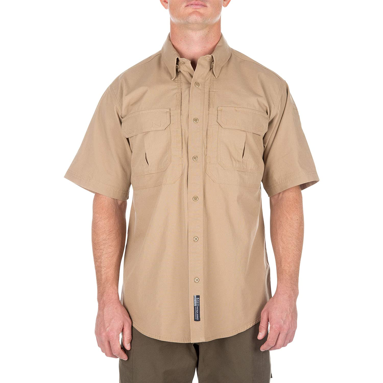 5.11 Herren Tactical   71152 Baumwolle Tactical Short Sleeve Shirt