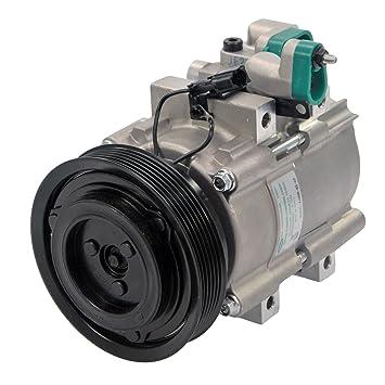 climática Compresor climática Compresor Aire Acondicionado, para Fabricante Halla, Compresor De ID HS de