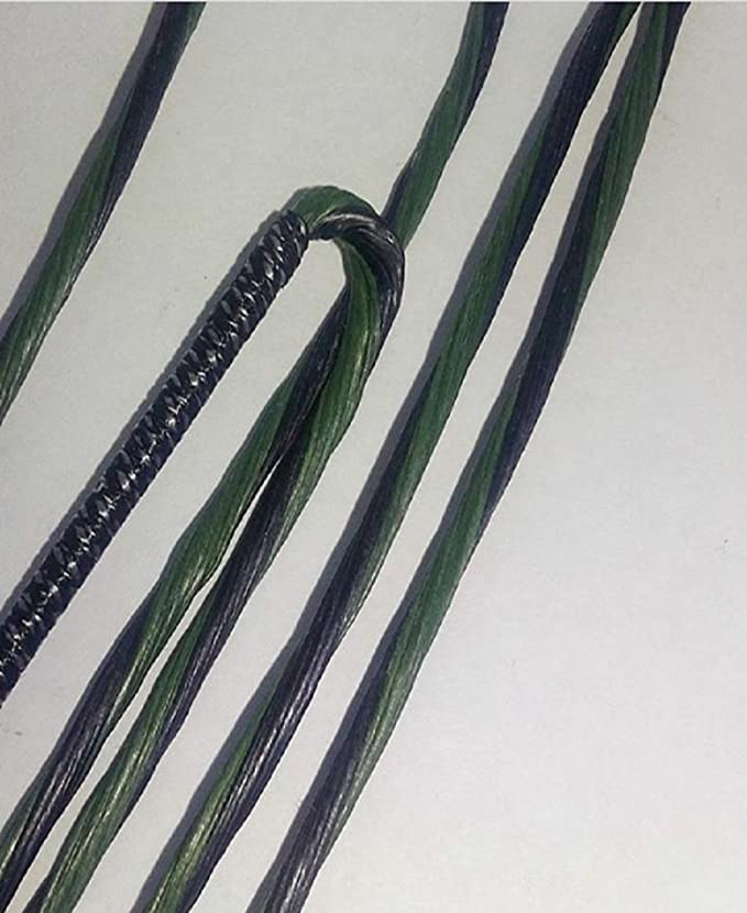 Elite Energy 32 Bowstring /& Cable set by 60X Custom Strings
