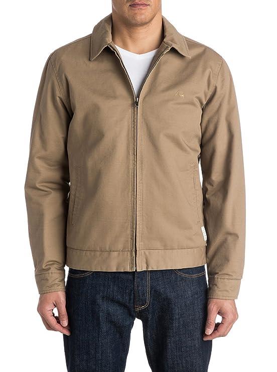 Quiksilver Men/'s Billy Anthracite Jacket