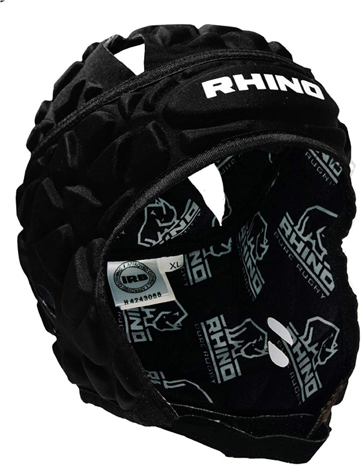 RHINO RUGBY Soft Shell Forcefield Pro Scrum Cap Head Guard