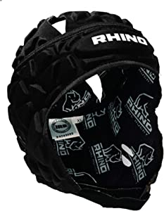RHINO RUGBY Soft Shell Forcefield Pro Scrum Cap Head Guard