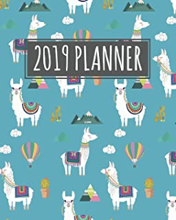 Kawaii 2020 Planner: January to December Agenda Monthly ...