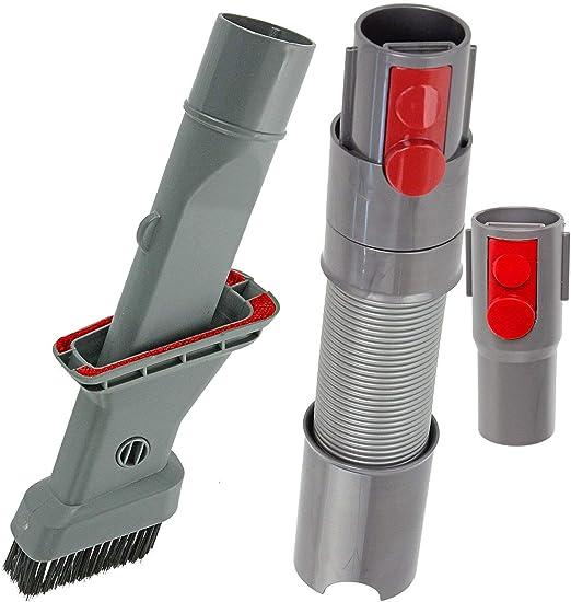 Spares2go - Manguera extensible + cepillo para polvo de grietas 3 ...