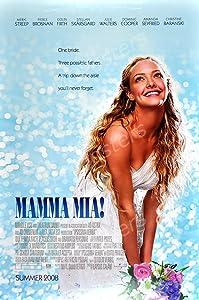 "MCPosters - Mamma Mia! 2008 Movie Poster Glossy Finish - MCP054 (24"" x 36"" (61cm x 91.5cm))"