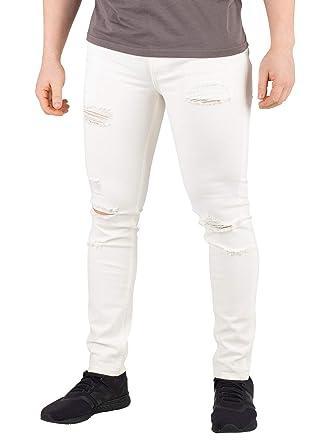 JACK & JONES de los Hombres Liam Original Destroy 627 Jeans ...
