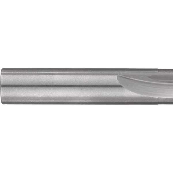 K Conventional 7//16 in. Carbide Straight-Flute Drill Bit: 140° Point Angle
