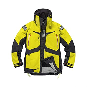 Gill 2017 OS2 Jacket Bright Lime OS23J: : Sport