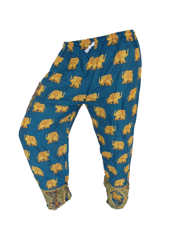 by soljo Pantalones de Ocio Algodón Flexsize S-L Elephant ...
