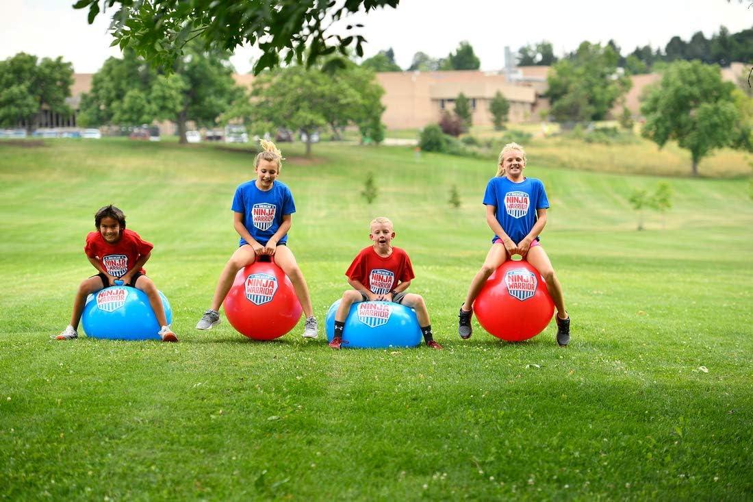 Amazon.com: American Ninja Warrior Bounce - Juego de bolas ...