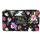 Loungefly: Disney Alice Floral - Characters Bifold Wallet