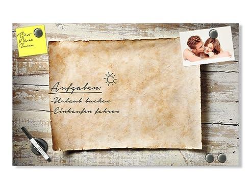 Graz Design® Glas Magnettafel Wandtafel Magnetwand Für Küche