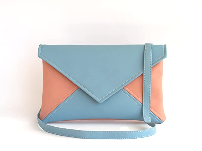 736fb4ec6199 Image Unavailable. Image not available for. Color  Vegan Leather Clutch Bag  Womens Gift ...