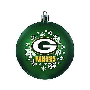 NFL Green Bay Packers Shatterproof Ornament - Amazon.com : NFL Green Bay Packers Shatterproof Ornament : Sports