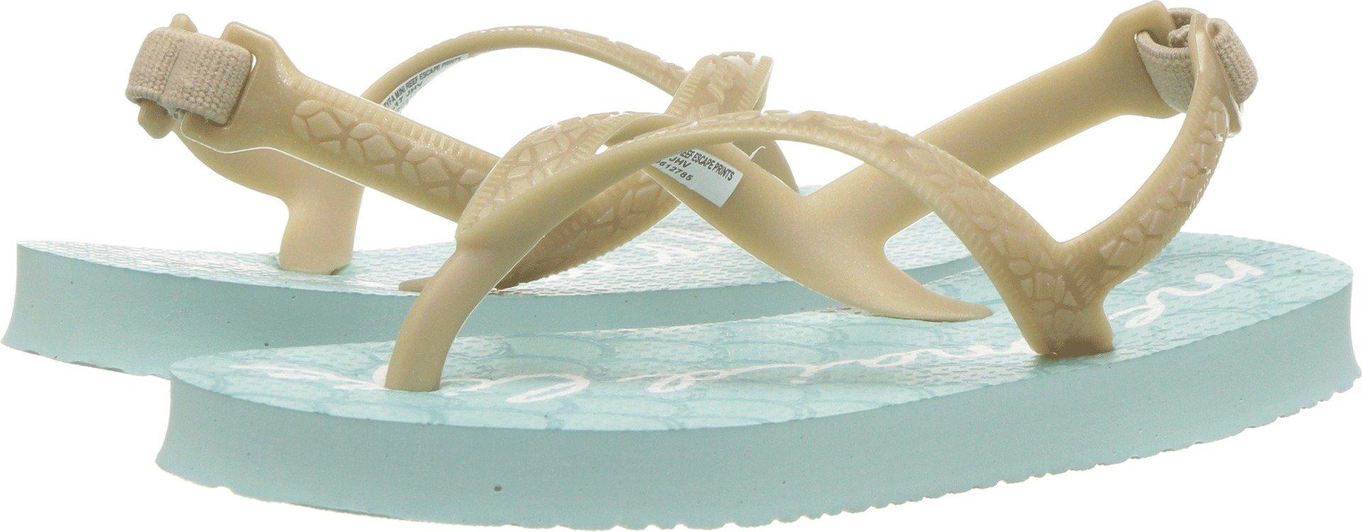 Reef Mini Escape Prints Sandals 7-8 M US Toddler Mermaid Life