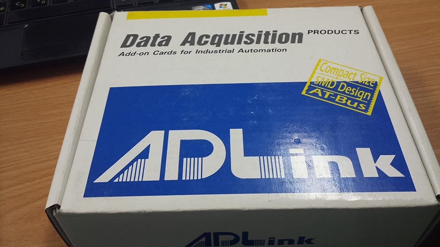 ADLINK ACLD-9137 Direct Connect Termination Board 37 Position D-Sub Pin Strip